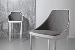 Bloo bar/counter stool by Marcelo Ligieri - Kelly Christian Designs