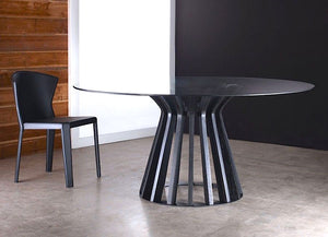 Brasilia dining table by Marcelo Ligieri - Kelly Christian Designs