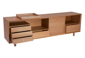 Blocos sideboard/credenza by Leandro Garcia - Kelly Christian Designs