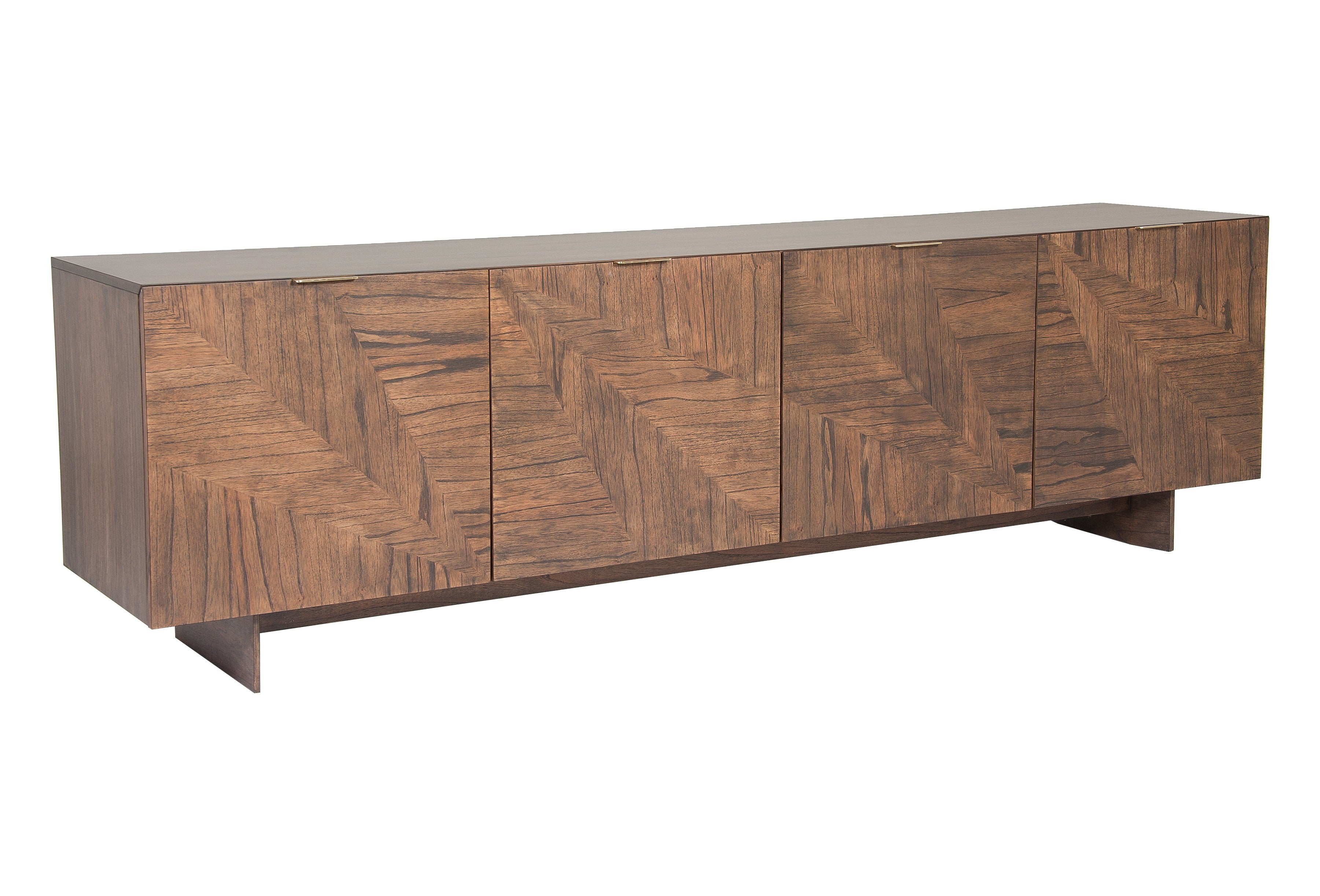 Folhas sideboard/credenza by Leandro Garcia - Kelly Christian Designs