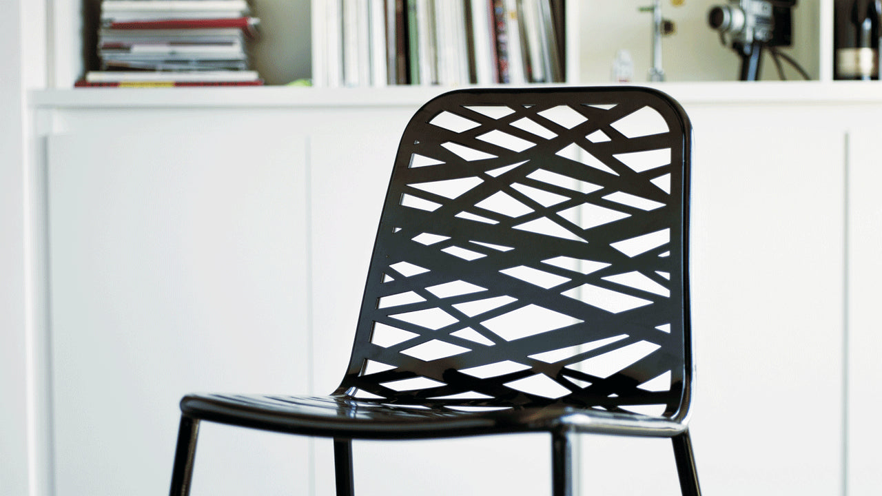 Caos dining chair by Marcelo Ligieri - Kelly Christian Designs