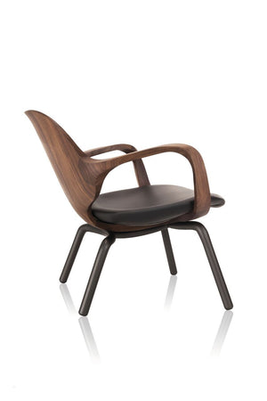 Clad lounge chair by Jader Almeida - Kelly Christian Designs