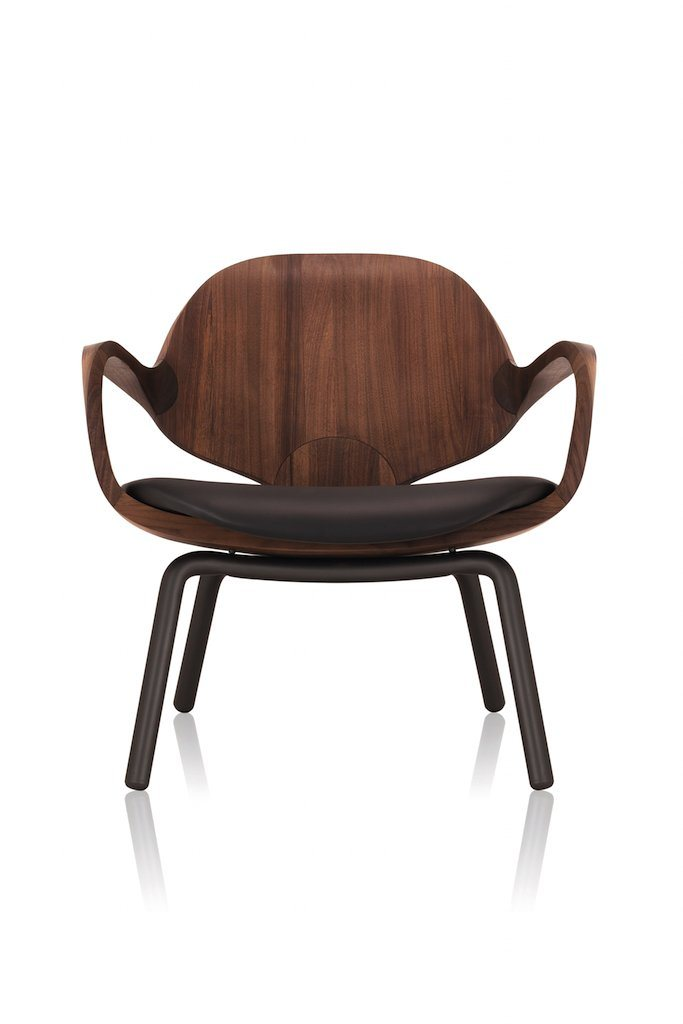 Clad lounge armchair by Jader Almeida - Kelly Christian Designs