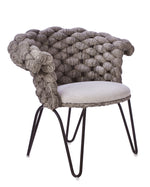 Ayla outdoor dining chair by Rodrigo Karam - Kelly Christian Designs