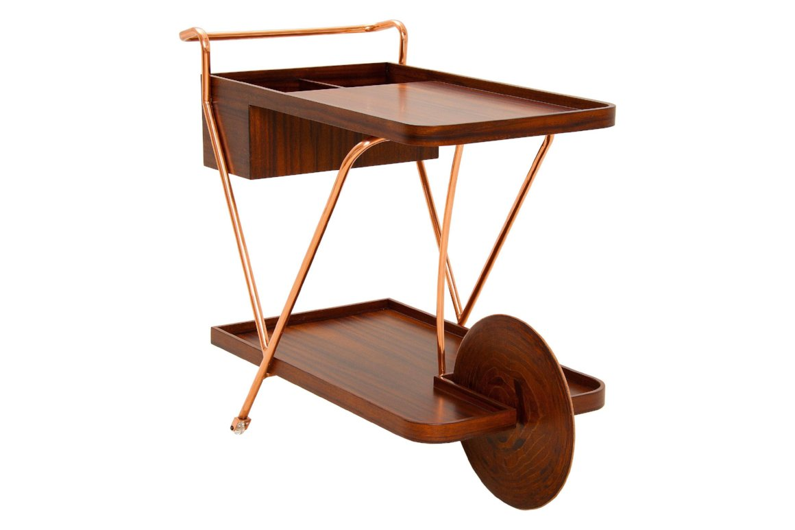 Barolo bar cart by Amelia Tarozzo - Kelly Christian Designs