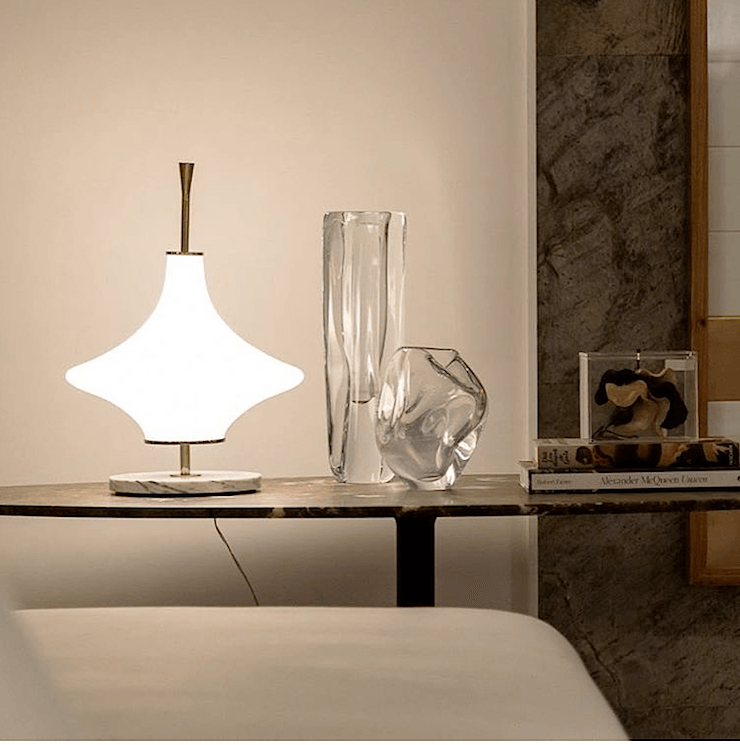 Docc table lamp by Jader Almeida (large) - Kelly Christian Designs