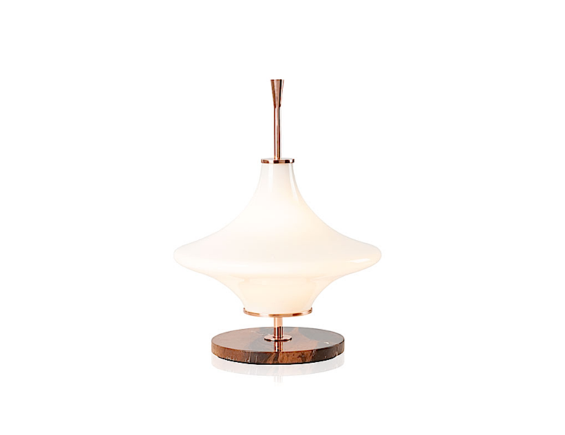 Docc table lamp by Jader Almeida - Kelly Christian Designs