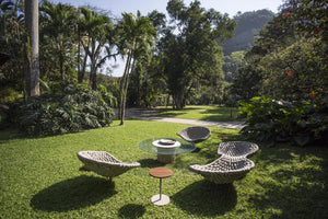 Arraia armchair by Indio da Costa - Kelly Christian Designs