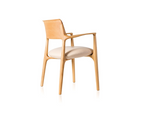 Easy armchair by Jader Almeida (upholstered seat) - Kelly Christian Designs