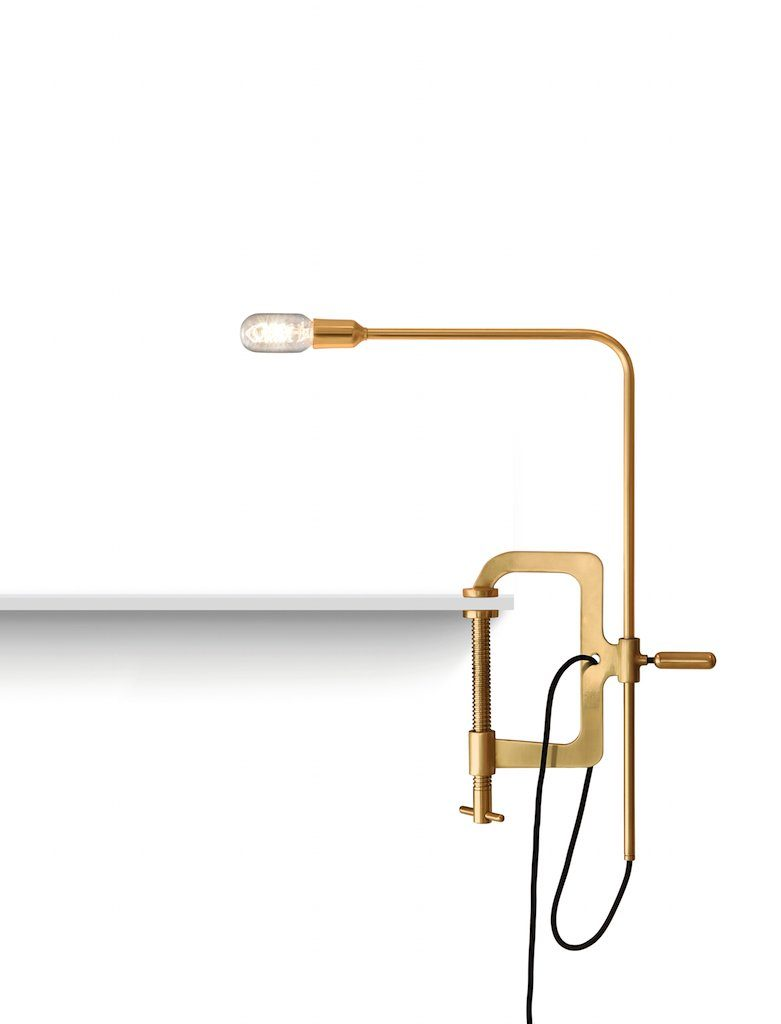 Gramp lamp by Jader Almeida - Kelly Christian Designs