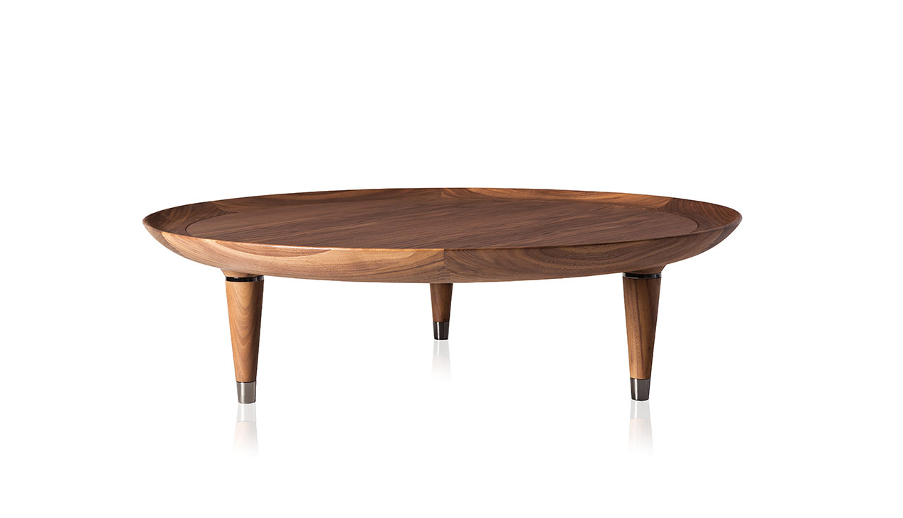 Garten coffee table by Jader Almeida (triangular) - Kelly Christian Designs