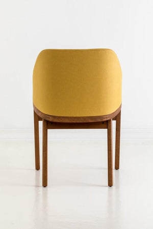 Arcos dining/side chair by Leandro Garcia - Kelly Christian Designs