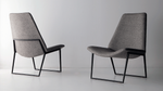 Iva lounge chair by Marcelo Ligieri - Kelly Christian Designs