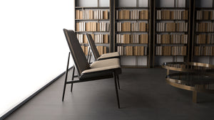 Kei lounge chair by Marcelo Ligieri - Kelly Christian Designs