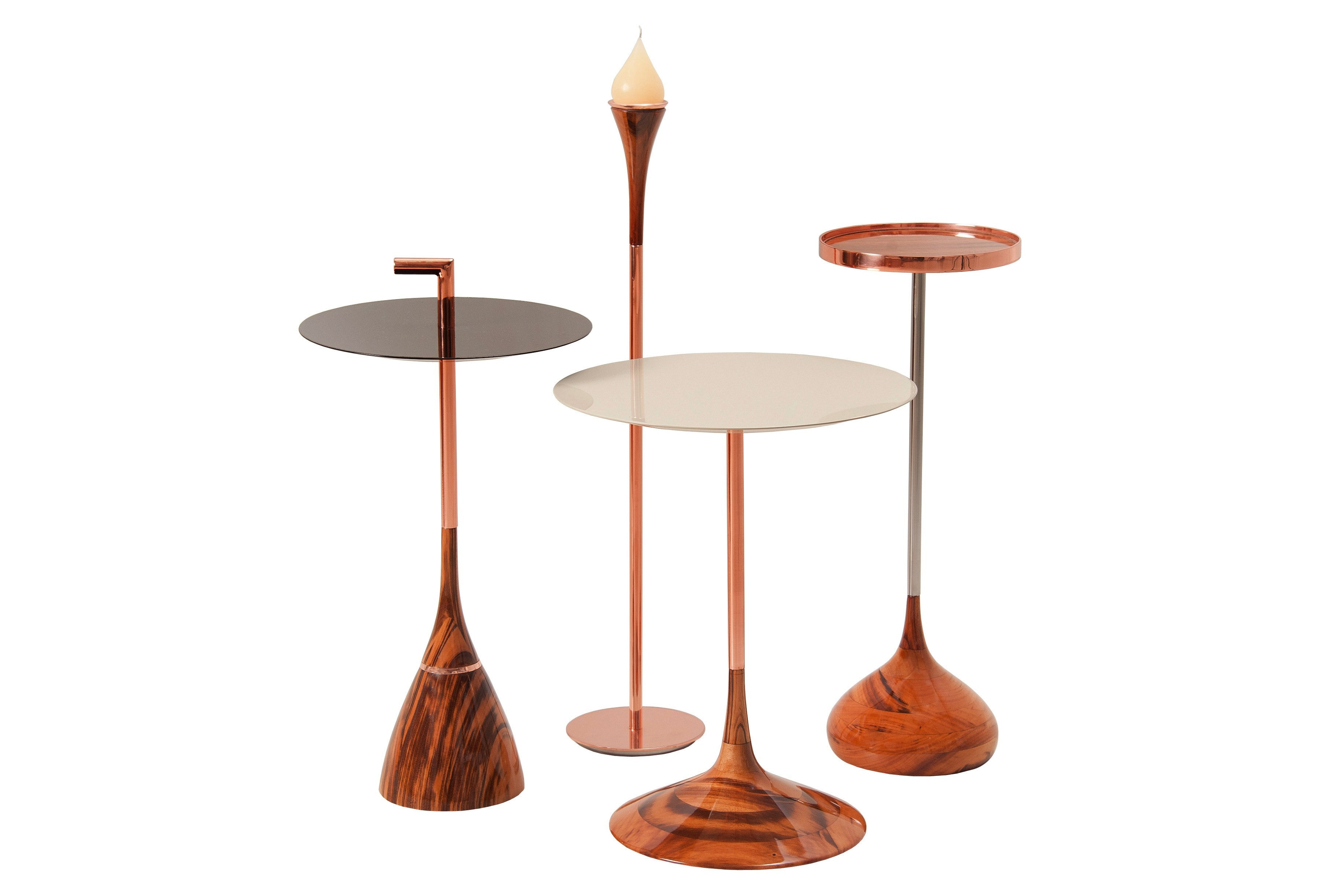 Gota side table by Lattoog - Kelly Christian Designs