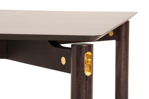 Voyage dinning table by Fetiche - Kelly Christian Designs