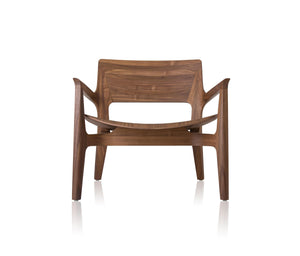 Mirah lounge armchair by Jader Almeida - Kelly Christian Designs