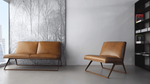 Mito lounge chair by Marcelo Ligieri - Kelly Christian Designs