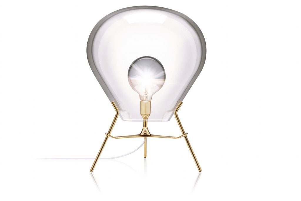 Mush table/floor lamp by Jader Almeida - Kelly Christian Designs