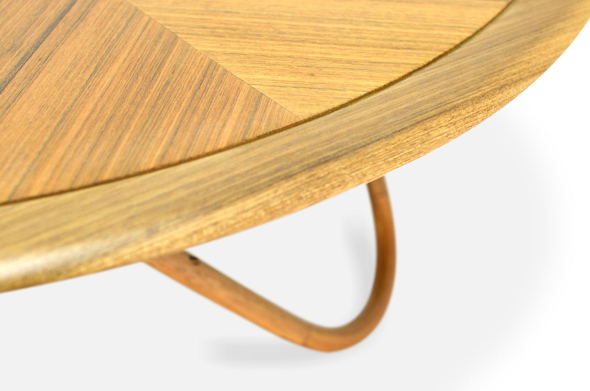 Bowl coffee table by Carlos Alexandre