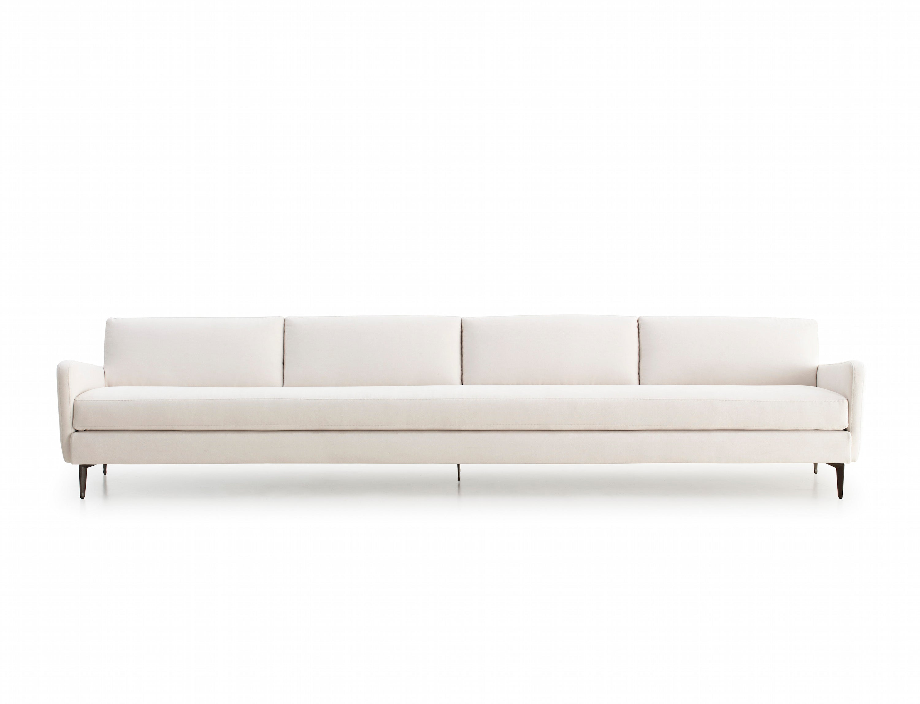 Moon curved sofa by Pedro Mendes - Kelly Christian Designs