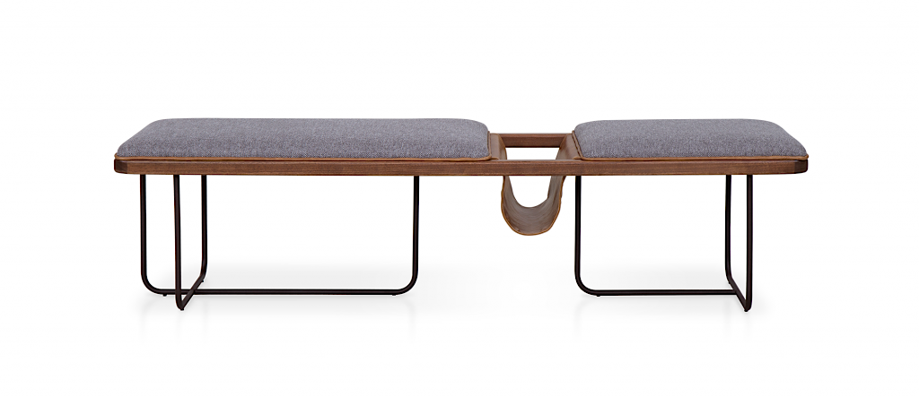 Ottis bench by Studio Feeling