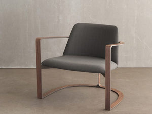 Yori lounge armchair by Ronald Scliar Sasson - Kelly Christian Designs
