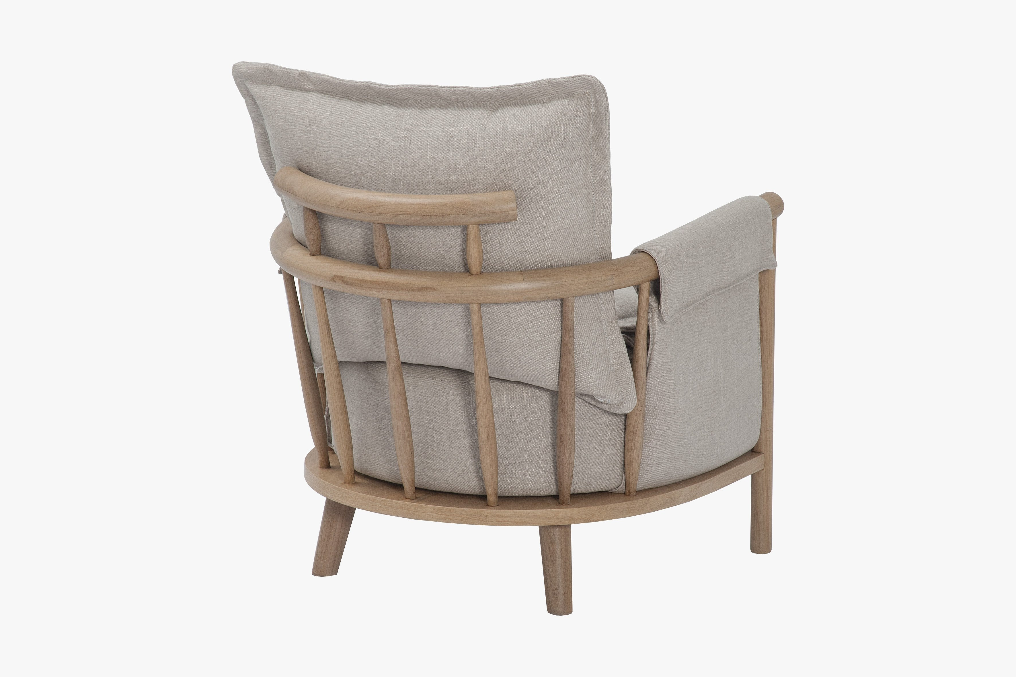 Ravello lounge armchair by Rejane Carvalho Leite - Kelly Christian Designs
