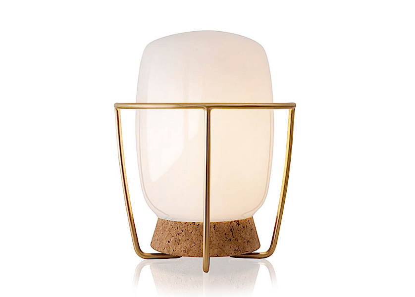 Tokio table lamp by Jader Almeida - Kelly Christian Designs
