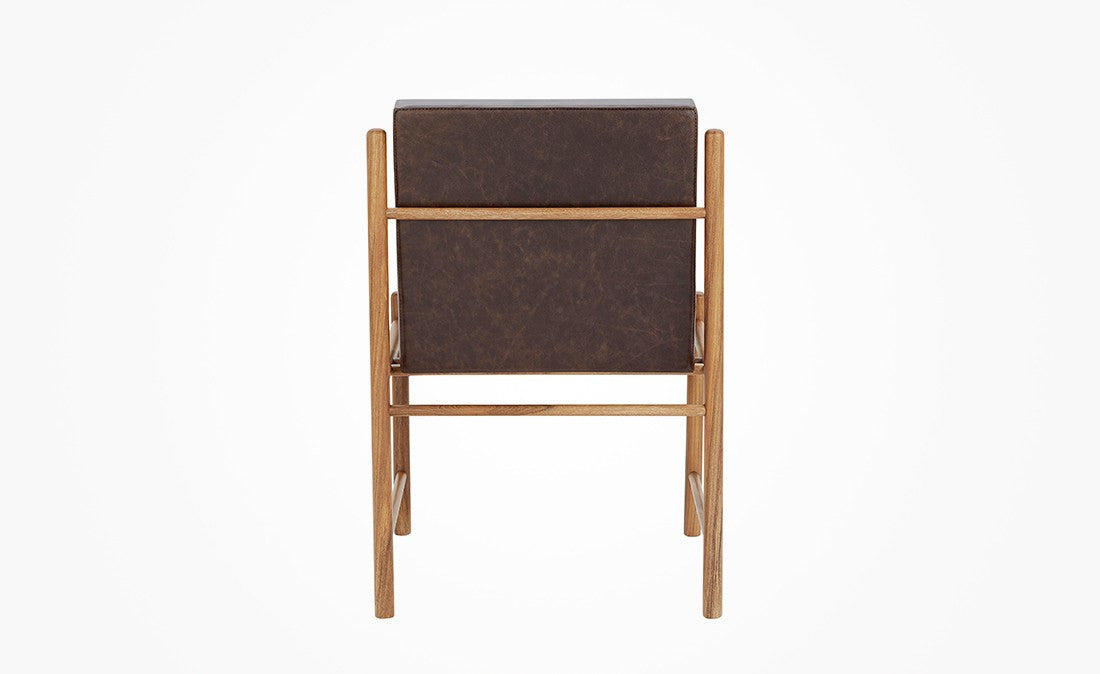 Viky dinning/side chair by Bernardo Figueiredo (In memory) - Kelly Christian Designs