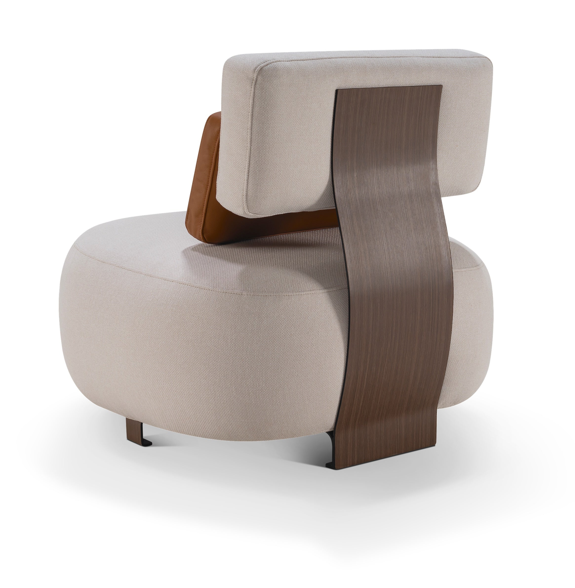 Winding lounge chair by Mauricio Bomfim - Kelly Christian Designs