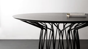 Zeen dining table by Marcelo Ligieri - Kelly Christian Designs