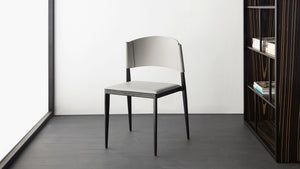 Ale dining chair by Marcelo Ligieri (with arms/with no arms) - Kelly Christian Designs