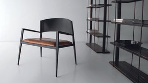 Ale lounge armchair by Marcelo Ligieri - Kelly Christian Designs