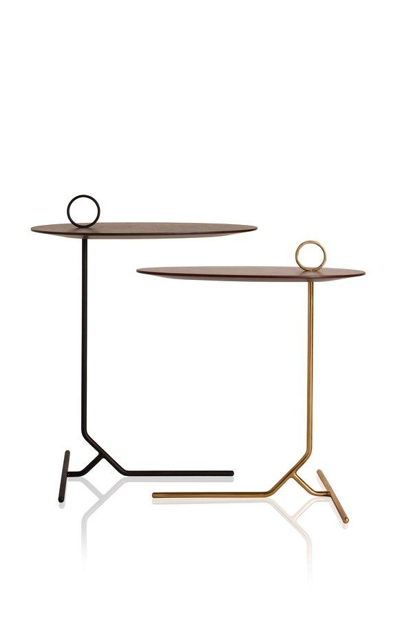 Asti side table by Jader Almeida
