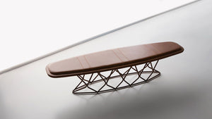Axis bench by Marcelo Ligieri - Kelly Christian Designs