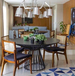 Class dining table by Marcelo Ligieri - Kelly Christian Designs