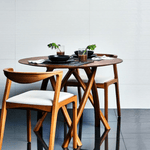 Cruzada lounge/dining table by Carlos Alexandre - Kelly Christian Designs