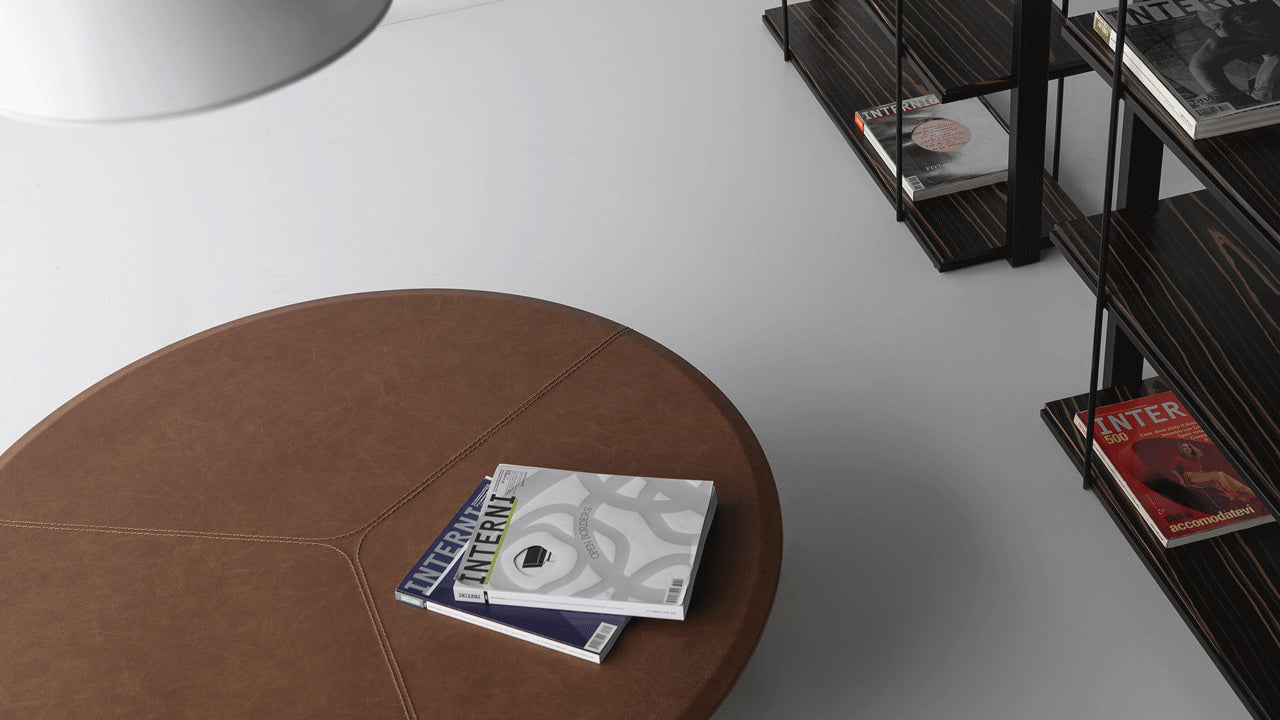 Disco coffee & side table by Marcelo Ligieri - Kelly Christian Designs