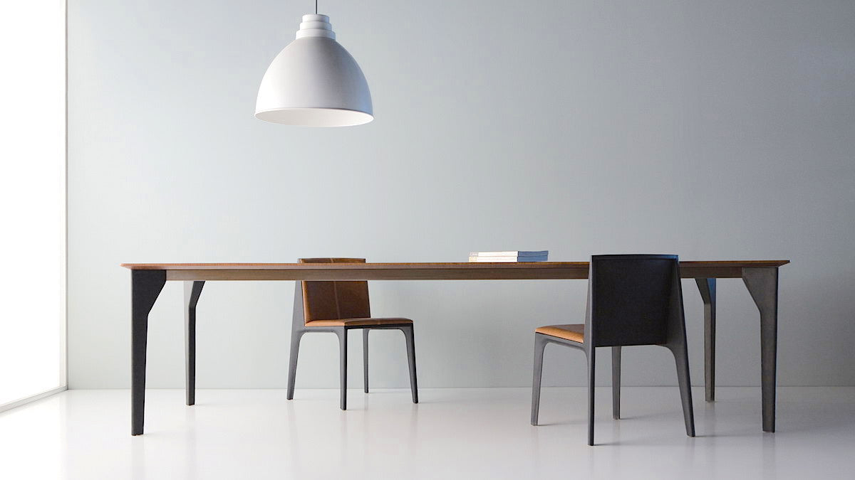Domus dining table by Marcelo Ligieri - Kelly Christian Designs