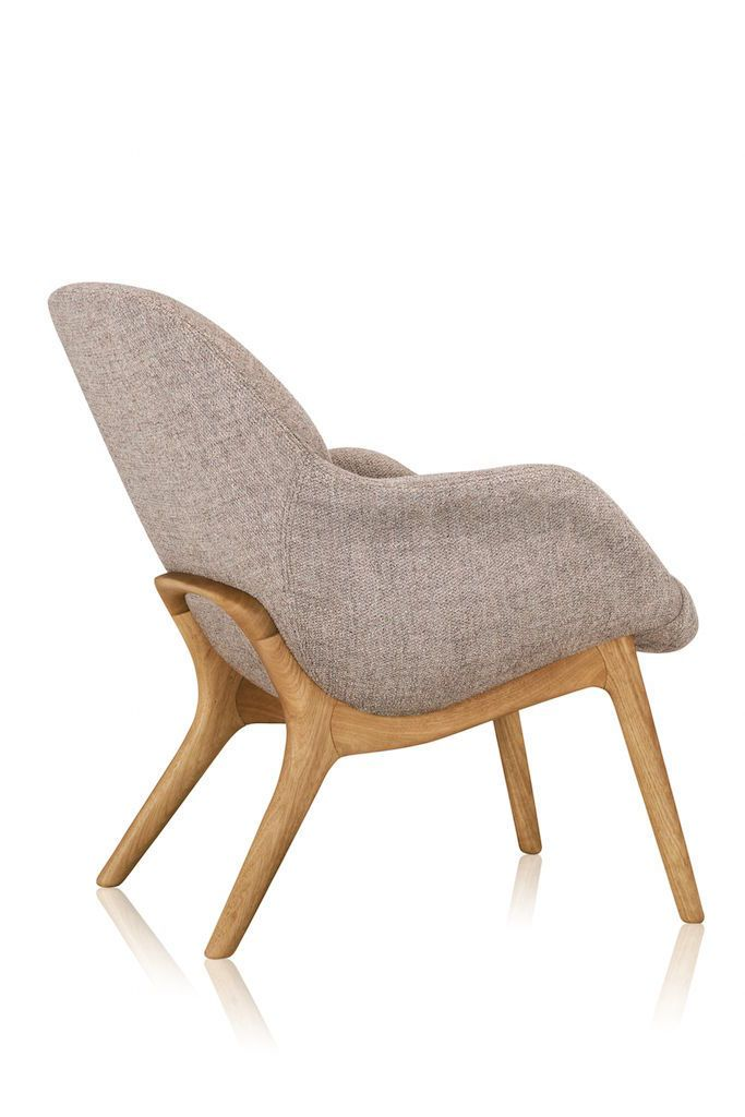 Joy lounge armchair by Jader Almeida - Kelly Christian Designs