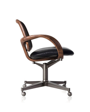 Mia rotating office chair by Jader Almeida - Kelly Christian Designs