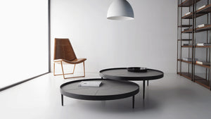 Ora coffee table by Marcelo Ligieri (nesting optional) - Kelly Christian Designs