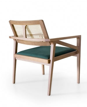 Recanto armchair by James Moveis - Kelly Christian Designs