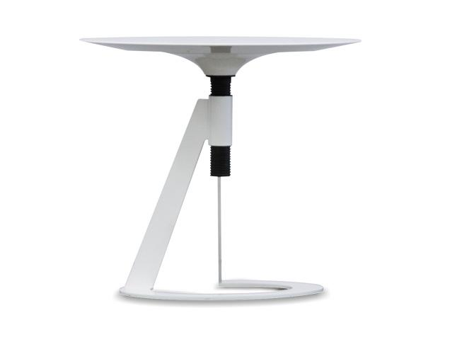 Ring side table by Jader Almeida - Kelly Christian Designs