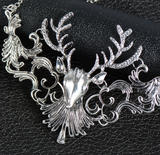 Luxury Deer Necklace