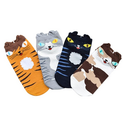 Exclusive Kitty 3D socks
