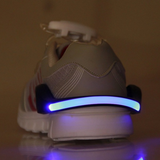 LUXURY Safety LED Luminous Shoe Clip (PAIR)