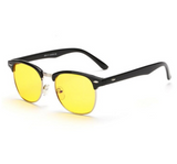 #002 Unisex Anti Blue Ray Glasses - 100% UV400 Radiation-resistant
