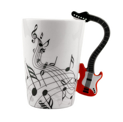 Exclusive Mug for musicians